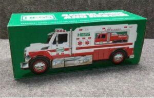 hess truck