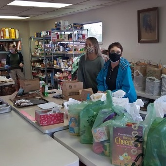 Outreach Food Pantry